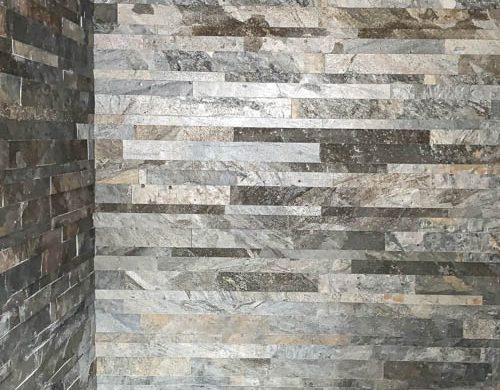 Pose de pierre et céramique - Ribastone -14