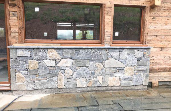 Pose de pierre et céramique - Ribastone -38