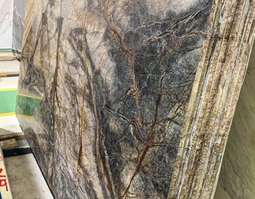 Pose de pierre et céramique - Ribastone -57