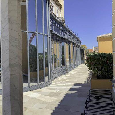 Renovation terrasse chateau de la messardière-2