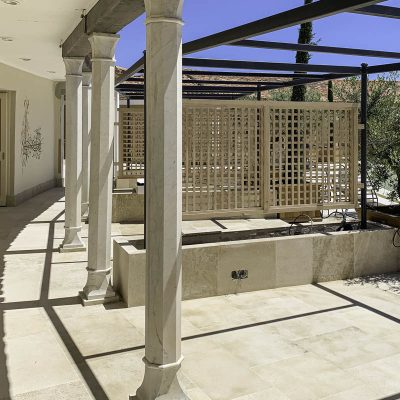 Renovation terrasse chateau de la messardière-3